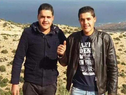 التوأمين حسن وحسين بالحاج