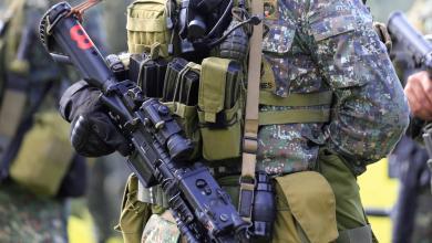 القوات الخاصة الفلبينية