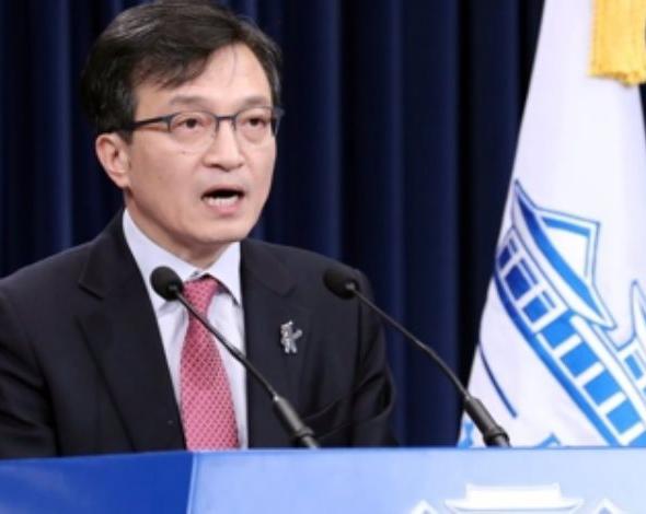 المتحدث باسم المكتب الرئاسي الكوري الجنوبي كيم وي-كيوم