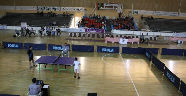بطولة ليبيا لكرة الطاولة