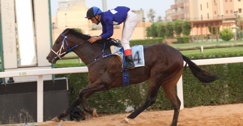 سباق صرمان للخيول