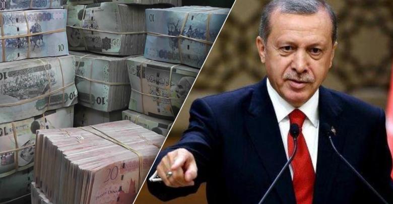 نتيجة بحث الصور عن أردوغان يطمع بأموال الليبيين لإنقاذ الليرة
