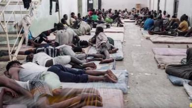 """صورة أمراض قاتلة تنتشر في ليبيا.. """"الهجرة تُهدد"""""""