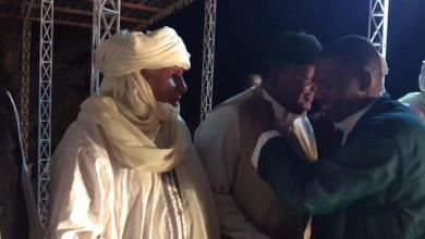 Photo of حفل معايدة للمجلس الاجتماعي للطوارق