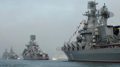 "Photo of روسيا ترمي ""كل قوتها"" في المتوسط"