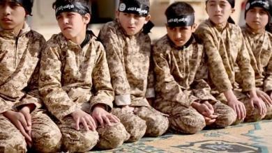 """صورة """"أطفال داعش التونسيون"""" يكبرون في سجون ليبيا"""