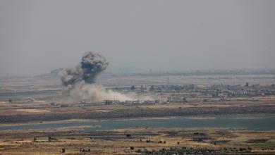 صورة روسيا تنشر قواتها العسكرية في هضبة الجولان