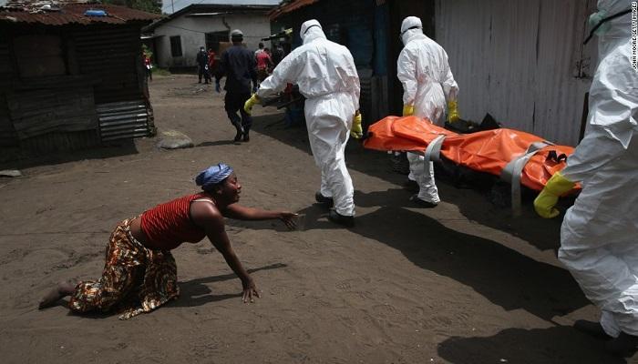 خطر الإيبولا على الكونغو