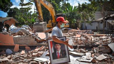 صورة كارثة الزلازل.. لعنة تلاحق إندونيسيا