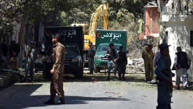 Photo of صواريخ طالبان تضرب وسط أفغانستان