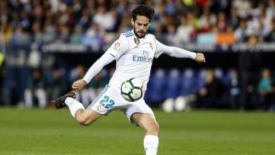 اللاعب الإسباني إيسكو