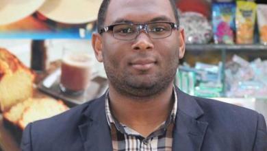رئيس منظمة شباب من أجل تاورغاء عماد ارقيعة