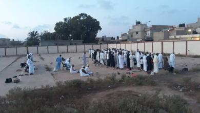 Photo of حجاج بنغازي يغادرون لأداء المناسك