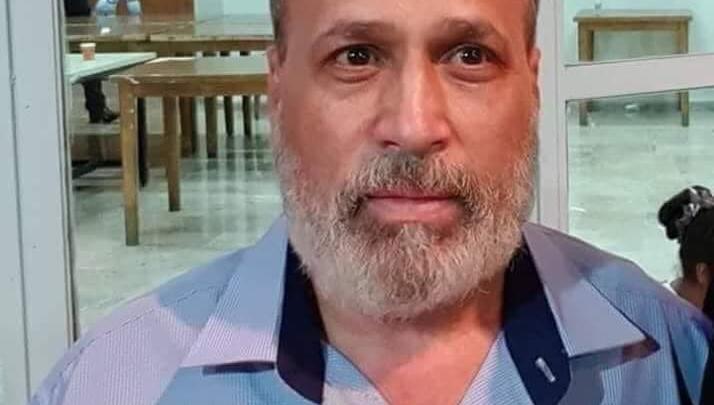 مدير مركز البحوث العملية السوري عزيز إسبر