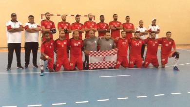 فريق الأهلي بنغازي لكرة اليد