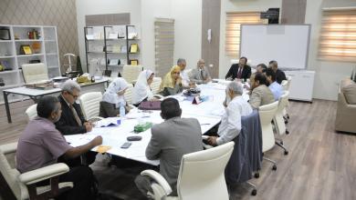 "Photo of تعليم الوفاق تبحث النهوض بـ""الطب البشري"""