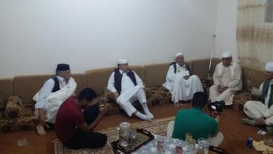 Photo of الخمسي في ضيافة شيخ العواقير