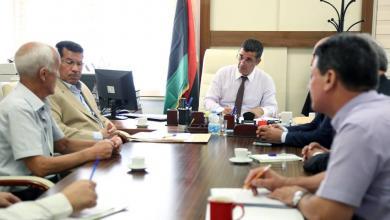 مدير مكتب دعم القرار التابع لديوان لحكومة الوفاق طارق الغرابلي