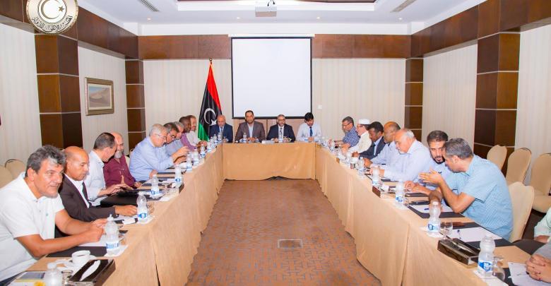 اجتماع للمجلس الأعلى للدولة