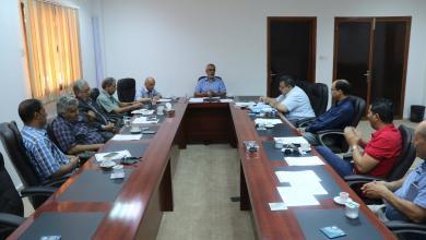 اللجنة التسييرية لحزب التكتل المدني الديمقراطي