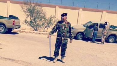 اللواء عبد الله نور الدين الهمالي