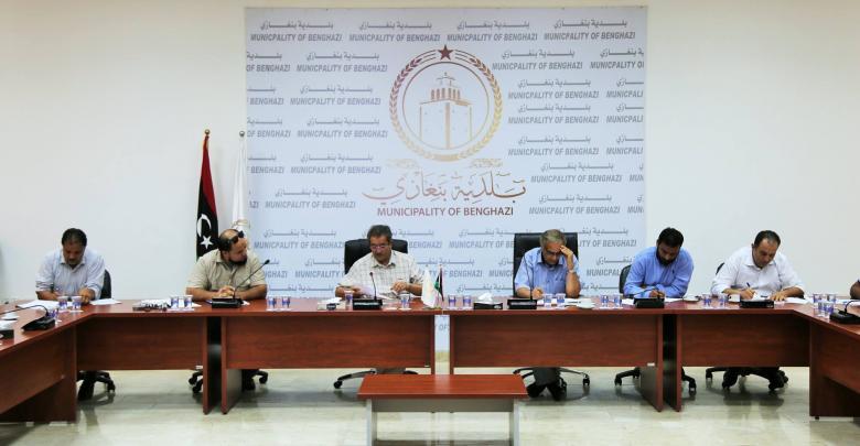 اجتماع عبدالرحمن العبار وشركة الخدمات العامة للنظافة والشركات المساندة العاملة في مجال النظافة