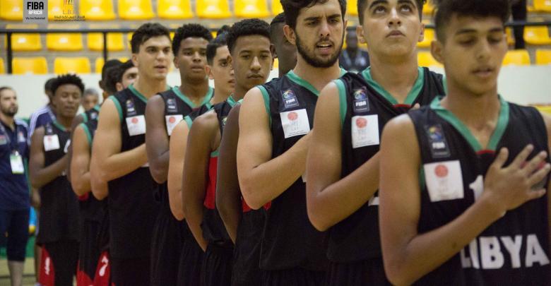 منتخب الوطني لكرة السلة