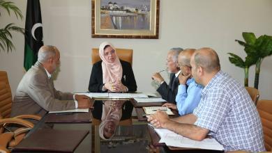 صورة مساعٍ لدعم الصناعات الوطنية الليبية