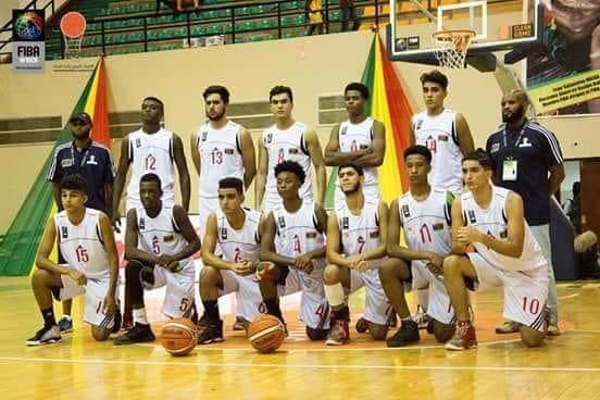 منتخبنا الوطني لكرة السلة
