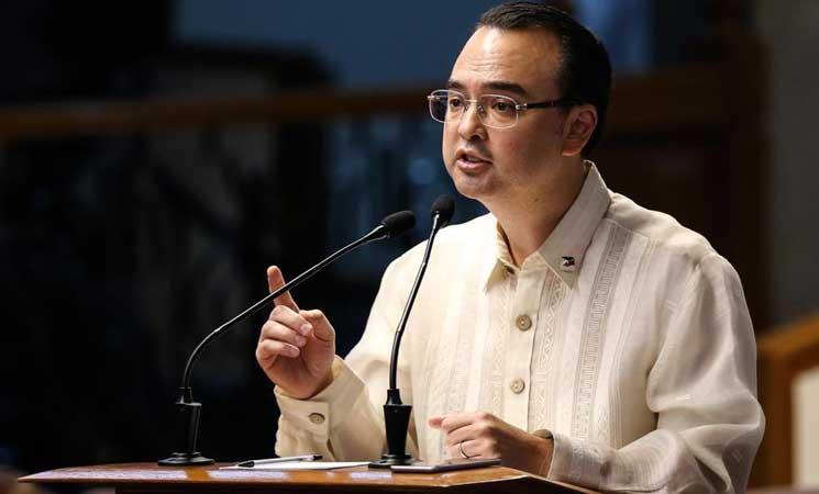 وزير خارجية الفلبين، ألان بيتر كاتيانو