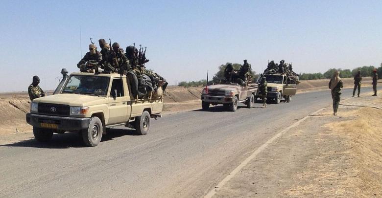 تشاد تنشر قوات عسكرية قرب ليبيا