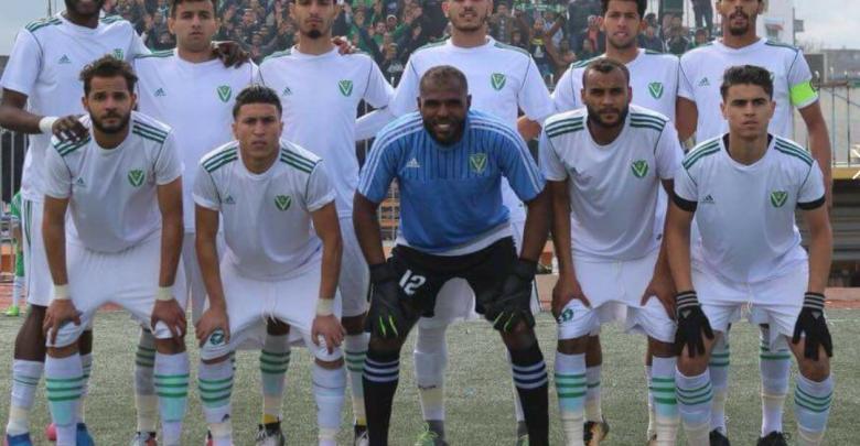تدريبات بطل الدوري الليبي