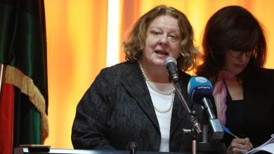 منسقة الأمم المتحدة للشؤون الإنسانية في ليبيا، ماريا ريبيرو
