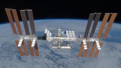 محطة الفضاء الدولية (ISS)