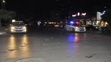 الأجهزة الأمنية - طرابلس