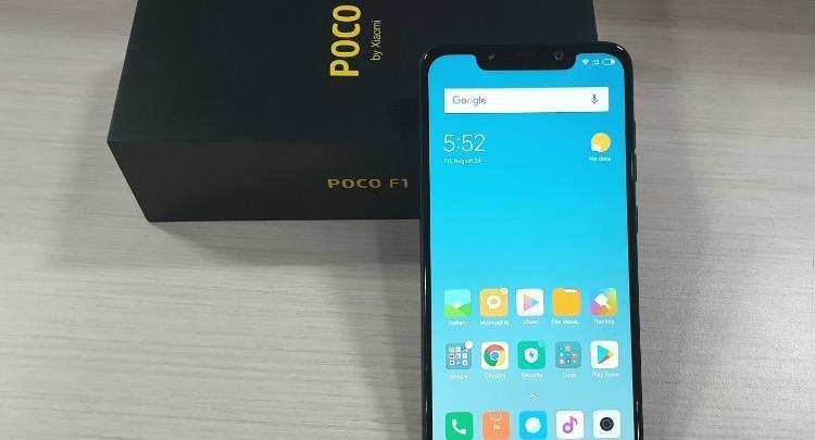 هاتف POCO F1