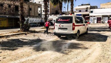 Photo of مدنيّون من سواني بن آدم يُناشدون الهلال الأحمر