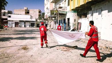 Photo of الهلال الأحمر يُناشد لفتح ممرات آمنة بطرابلس