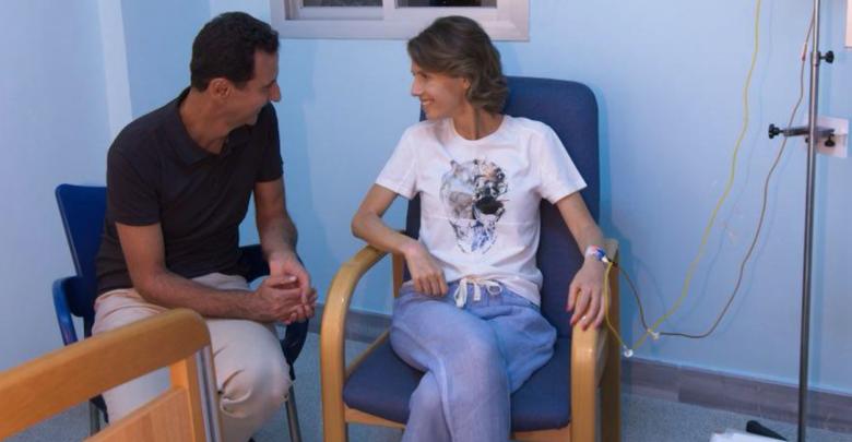 زوجة رئيس السوري بشار الأسد