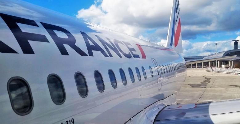 """مجموعة الطيران الفرنسية-الهلوندية """"إير فرانس"""""""