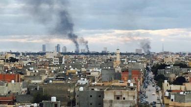 Photo of أسر نزحت من جنوب طرابلس تعاني إنسانيا