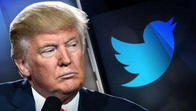 دونالد ترامب وتويتر