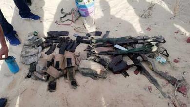 صورة مصر: إحباط هجوم إرهابي وقتل المُهاجمين