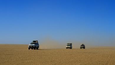 Photo of مقاتلون أجانب يسيطرون على إقليم فزان