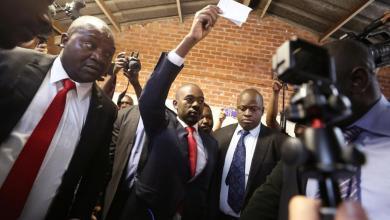 "Photo of شاميسا: فزت بانتخابات زيمبابوي ومُنافسي ""تلاعب"""