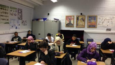المدارس الليبية بالخارج