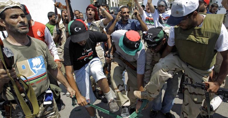 معركة تحرير طرابلس