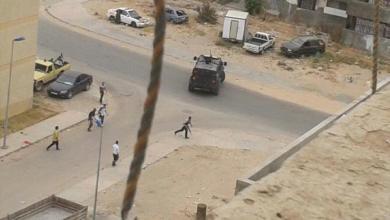 صورة اتفاق لوقف اشتباكات طرابلس