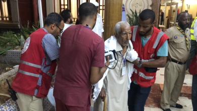 Photo of الهلال الأحمر: حُرمنا من مساعدة الحجاج
