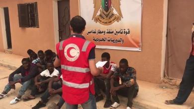 Photo of ضبط مُتسللين عبر الحدود الليبية الجزائرية